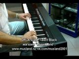 Презентация цифрового пианино ORLA Stage Talent
