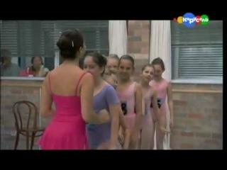 1x18 Академия танца (Танцевальная академия) / Dance Academy (2010) 18 серия 1 сезона
