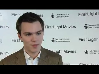 Skins star Nicholas Hoult talks to First Light about starting out in the film & television industry