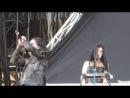 Cradle Of Filth - Her Ghost In The Fog (Nova Rock 2013)