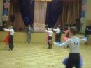 Конкурс спортивных танцев 19.02.2012 венский вальс