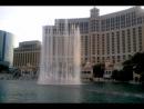 Танцующие фонтаны в Лас Вегасе