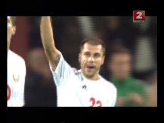 Тимофей Калачев забивает гол на 58 м