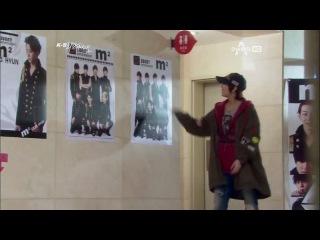 К-поп: школа выживания / Strongest K-pop Survival (01/16)