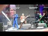 Воплi Вiдоплясова - Пачка сигарет(В.Цой) (RED ROCKS FESTIVAL 2012)