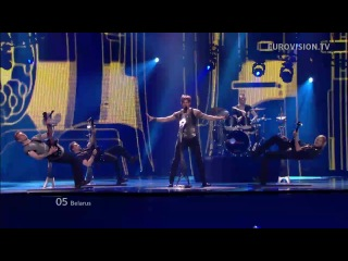 1272 Litesound - We Are The Heroes (Eurovision 2012 - Belarus - 16th place 2SF)