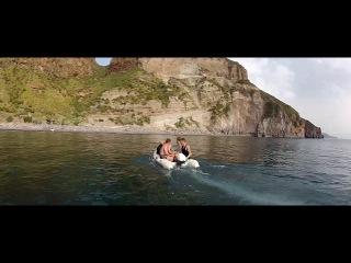 Бакланы Тирренского моря. В поисках вафанкулы. Официальный трейлер
