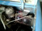 Радатор охолодження мастила в двигун заз 968 м
