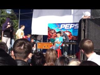 Дальневосточный второй молдежный фестиваль культуры