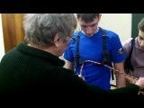 Обучение: узел Емельянова на обвязке (УВАУ ГА)
