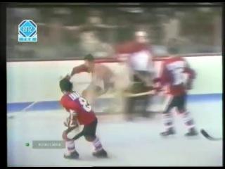 Легендарный матч СССР-Канада 1972 (Легенда №17 - Валерий Харламов)