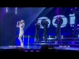 Marie Serneholt (A-Teens) - Salt And Pepper (Melodifestivalen 2012)