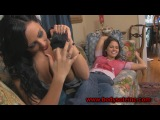 Mia Tricks Cali into a Tickle in Footсumpilation.com