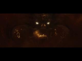 Yüzüklerin Efendisi - Yüzük Kardeşliği(2001) - Buradan Asla Geçemezsin!