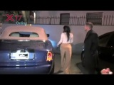 Kim Kardashian And Scott Disick Party In Hollywood