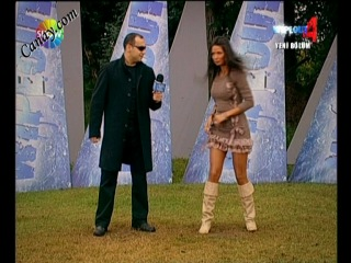 Turkish TV-girl - Asuman Krause