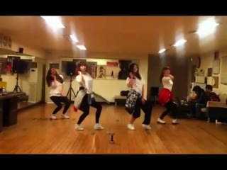 [PRE-DEBUT] [Medialine Trainees]Kyungri with Lime & Woohee and another trainee - Beyonce- Ego (Dance Cover)