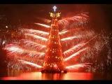 Прощание с новогодней елкой