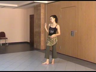 Уроки танца живота от Ирины Комаровской (видео обучение) [zhezelru]