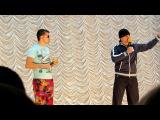 10.10.2012 Премьер-лига ОДЛ КВН -  Сб. Текстильщика и Петровки!