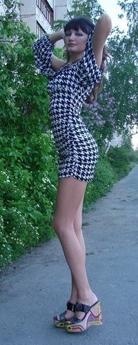 Наталья Бледанс, Москва