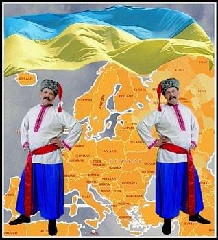 Украинцы праприемники Атлантиды