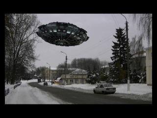 НЛО в Нижнем новгороде