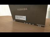 Toshiba ultrabook