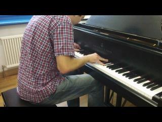 Eugene Alexeev, piano cover Пикник -