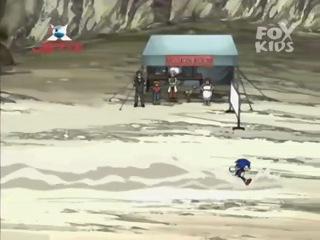 Sonic X / Соник Икс - 1 сезон 25 серия