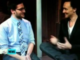 Tom Hiddleston MTV interview Actors ''We're Thankful For 2011'' Part 2