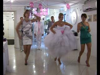 Свадебный танец-микс Руслана и Анастасии