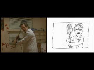 Обитель тьмы Гарта Маренги - Bonus: Storyboard
