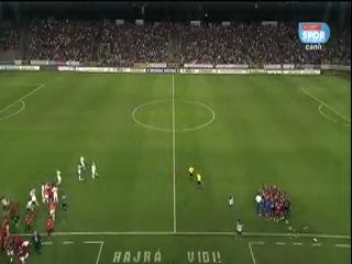 Videoton FC-Trabzonspor A.Ş Penaltılar HD