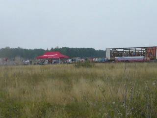 Автокросс на Кубок главы Варгашинского района, 11 - 12 августа 2012