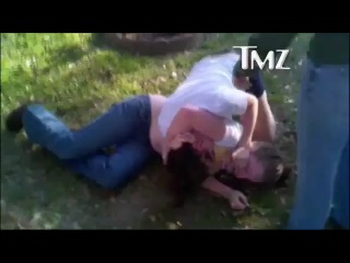 Janelle From MTVS Teen Mom 2 Gets In a Fight