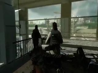 Call of Duty 4 MW2 Ни слова по-русски
