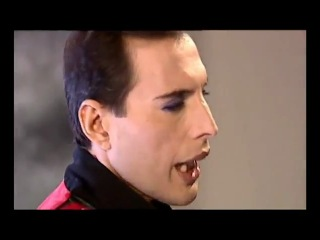 Freddie Mercury последняя съемка