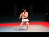 Kata ANAN by Yaiza Martin Abello - FINAL 46th EKF European Karate Championships .flv