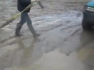 порвали как грелку ниву 4х4