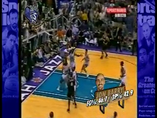 The Falling in Love: Welcome to the circus [Sacramento Kings 1999 - 2001] [12]