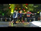 111231 Dance time Hot stuff on 2011 MBC Gayo Daejaejun