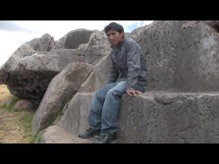 Перу. Саксайуаман. Видео 13