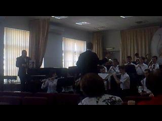 Ніч яка місячна solo(Труба)