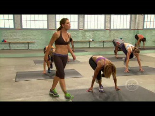 Jillian Michaels Body Revolution Cardio 3 for Phase 3