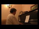 Весняк Юрий. Ноктюрн ми-бемоль мажор для фортепиано.