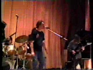 Disorder. 09.12.94. Концерт в колледже геодезии и картографии.