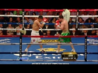 2012-03-24 Erik Morales vs Danny Garcia (vacant WBC Super Lightweight Title)
