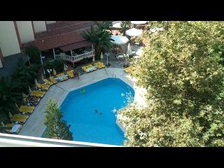 Номер в отеле (Турция)