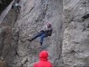 Мучения юных альпинистов